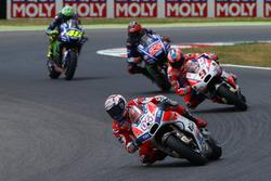 Andrea Dovizioso, Ducati Team mène
