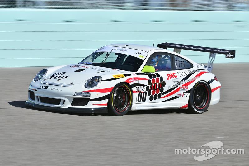 #300 MP2A Porsche GT3 Cup driven by Roman de Angelis & Marco Cirone of De Angelis/6th Gear