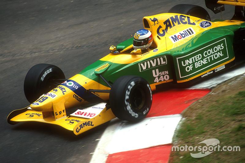 7. GP de Bélgica 1992