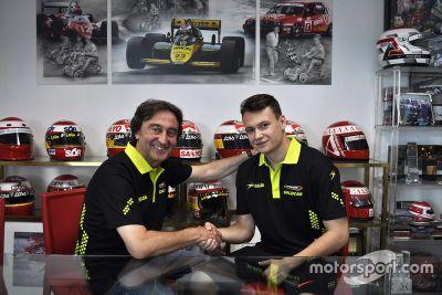 Annuncio Campos Racing