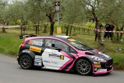 Stefano Baccega, Luca Oberti, Ford Fiesta R5, Giesse Promotion