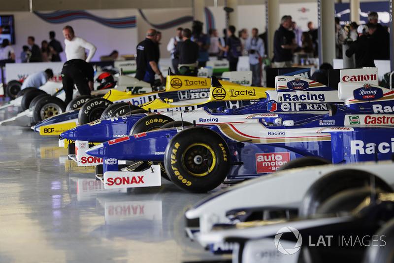 Exposición de Williams F1