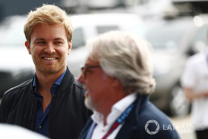 Nico y Keke Rosberg