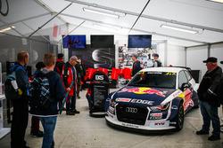 Audi EKS display