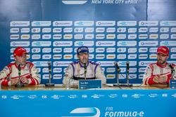 Сем Бьорд, DS Virgin Racing, Фелікс Розенквіст, Mahindra Racing, Нік Хайдфельд, Mahindra Racing