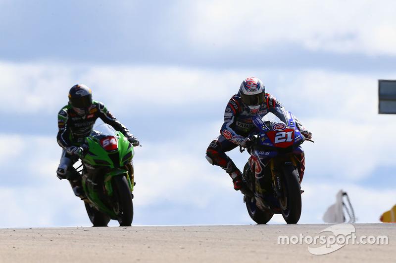 Florian Marino, Pata Yamaha Official STK 1000 Team, Toprak Razgatlioglu, Kawasaki Puccetti Racing