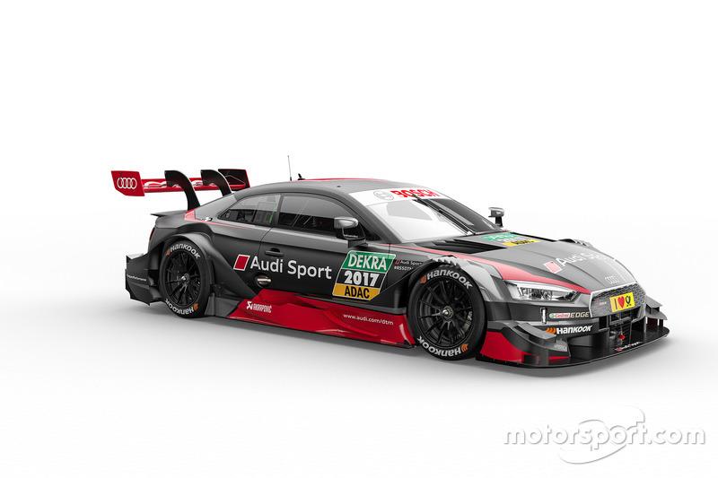 Audi RS 5 DTM 2017