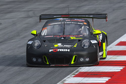 #29 Forch Racing powered by Olimp, Porsche 991 GT3 R: Robert Lukas, Zeljko Drmic, Patrick Eisemann