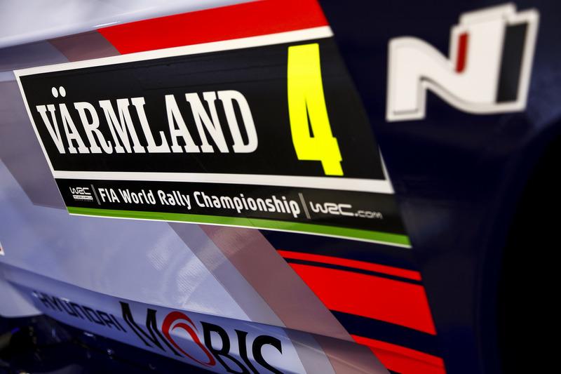Detalle del coche de Hayden Paddon, John Kennard, Hyundai i20 Coupe WRC, Hyundai Motorsport