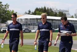Marcus Ericsson, Sauber, Julien Simon-Chautemps
