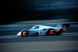 №31 Team Sauber Mercedes, Mercedes-Benz C11: Карл Вендлингер, Михаэль Шумахер, Фриц Кройцпоинтнер