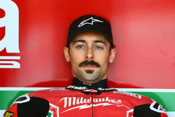 Eugene Laverty, Milwaukee Aprilia