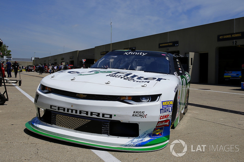 Blake Koch, Kaulig Racing Chevrolet