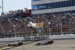 Helio Castroneves, Team Penske Chevrolet Will Power, Team Penske Chevrolet