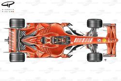 Ferrari F2007 (658) 2007 top view