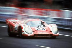 #23 Porsche 917 K, Hans Hermann, Richard Attwood, Porsche KG Salzburg