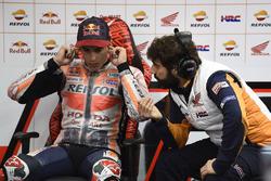 Santi, Marc Marquez, Repsol Honda Team
