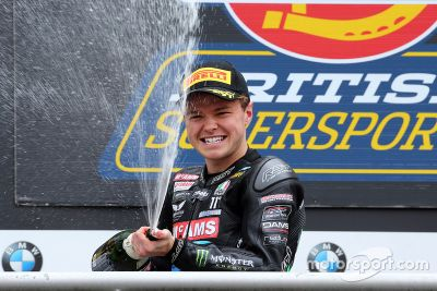 Mackenzie Kiefer Racing announcement