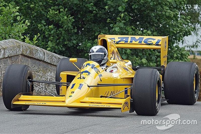 Lotus 102, 1990. Ціна договірна.