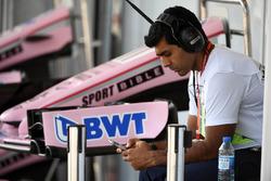 Karun Chandhok, Channel 4 F1