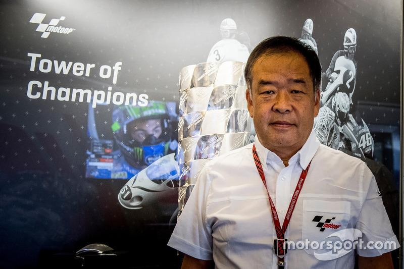Shuhei Nakamoto, Dorna Sports special advisor