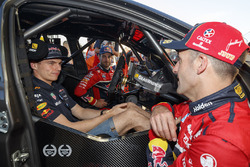 Max Verstappen, Red Bull Racing, Jamie Whincup, Triple Eight Race Engineering Holden, Shane van Gisbergen, Triple Eight Race Engineering Holden