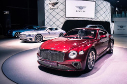 Présentation Bentley Continental GT