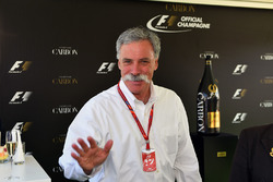 Chase Carey, Director Ejecutivo y Presidente Ejecutivo de la Formula One Group