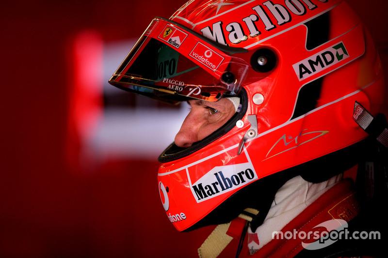 2005: un mal año pese al casco más rojo