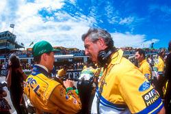 Michael Schumacher, Benetton, Flavio Briatore
