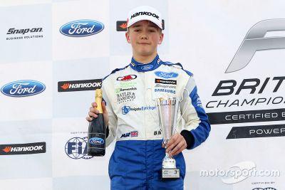 British F4: Brands Hatch