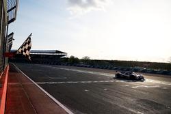 #2 United Autosports, Ligier JS P3 - Nissan: John Falb, Sean Rayhall, takes the checkered flag