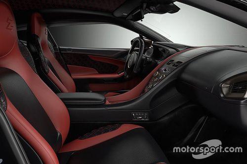 Aston Martin Vanquish Zagato Concept voorstelling