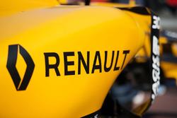 Кожух двигателя Renault Sport F1 Team RS16