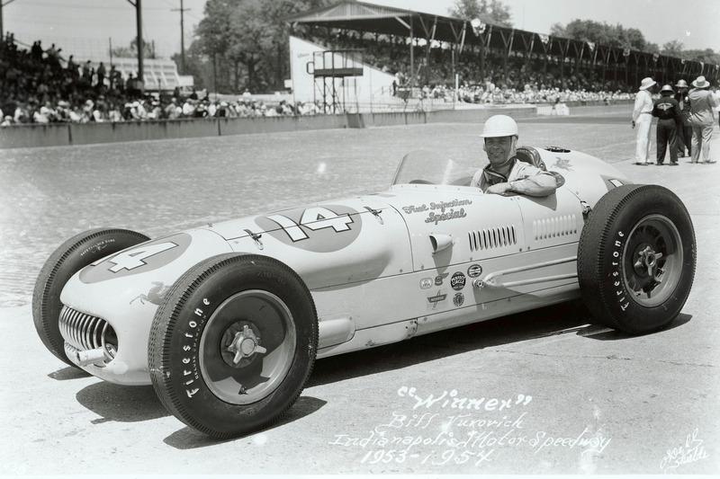 1954: Билл Вукович