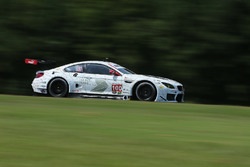 #100 BMW Team RLL BMW M6 GTLM: Lucas Luhr, John Edwards