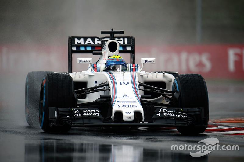 18: Felipe Massa, Williams FW38