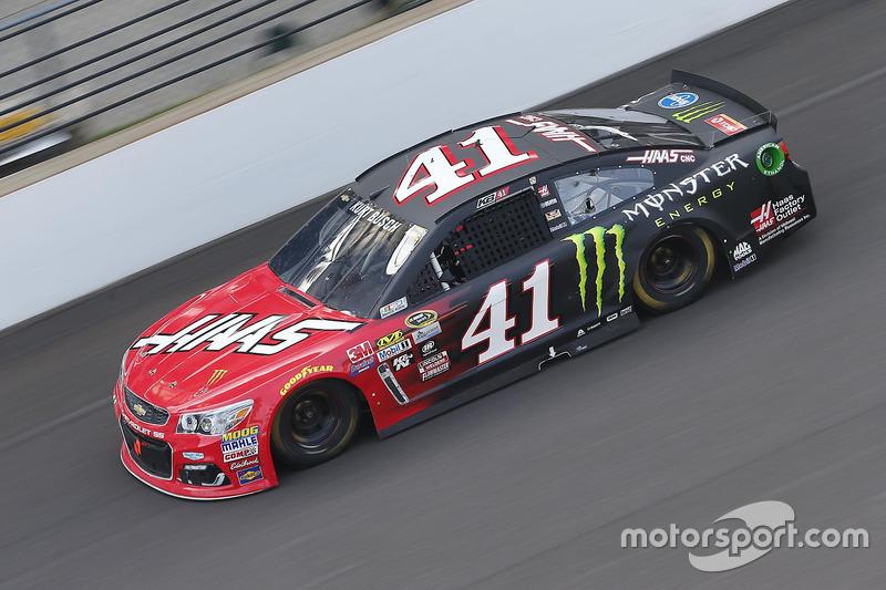 #15: Kurt Busch (Stewart/Haas-Chevrolet)