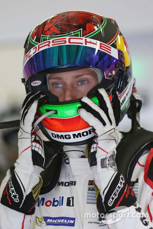 Brendon Hartley, #01 Porsche Team Porsche 919 Hybrid