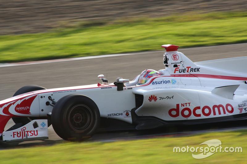 Томоки Нодзири, Dandelion Racing