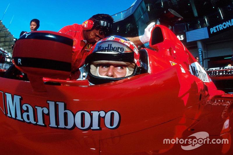 1999 Malezya GP, Ferrari F399