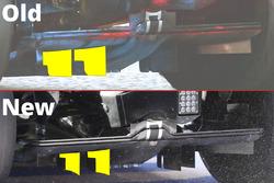 Сравнение диффузоров McLaren