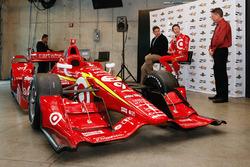 New livery for Scott Dixon, Chip Ganassi Racing Chevrolet