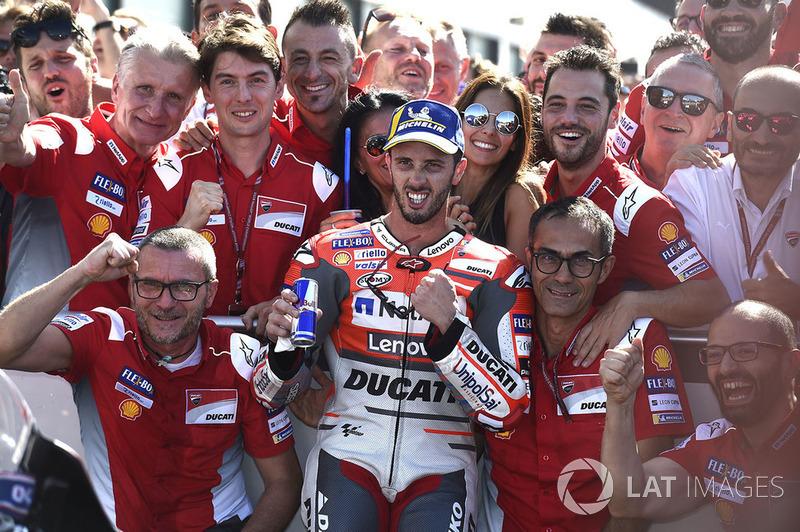 Ducati invincible
