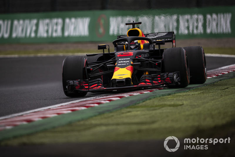 6 місце — Даніель Ріккардо, Red Bull — 154