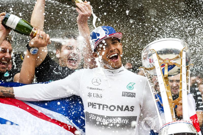 Une victoire pour un Hamilton déjà sacré ?