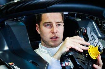 Stoffel Vandoorne, HWA Racelab dans le cockpit
