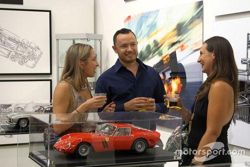 Exposición Motorsport Gallery