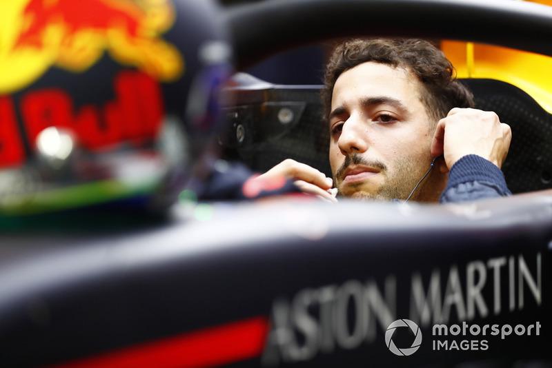 5. Daniel Ricciardo, Red Bull Racing (85 poin)