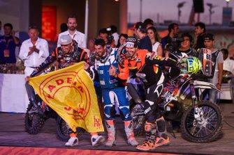 Podium : Nomade Racing: Benjamin Melot